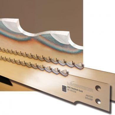 DSG Stellite Gold / Silver