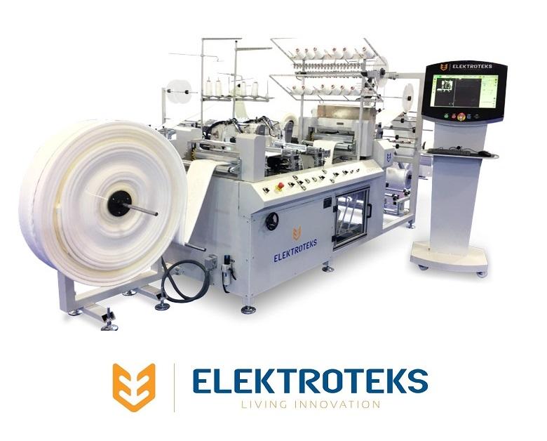 Maszyny i linie firmy ELEKTROTEKS