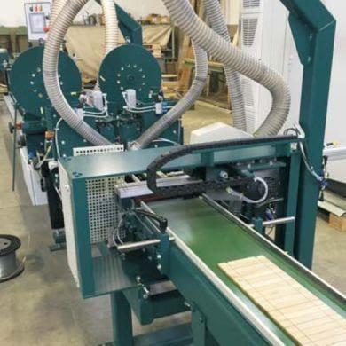 Linie produkcyjne podłóg mozaikowych